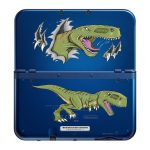 NEW 3DS XL dino