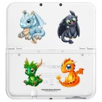 new 3ds xl dragons